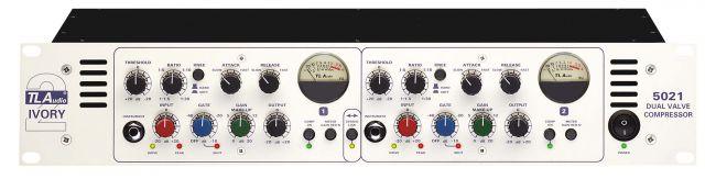 TL Audio 5021 Ivory 2