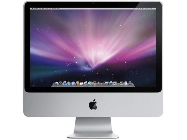 "Apple iMac 2009 24"""
