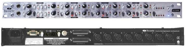 Focusrite Octopre Platinum