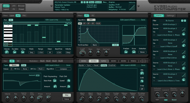 Synthmaster 2.7