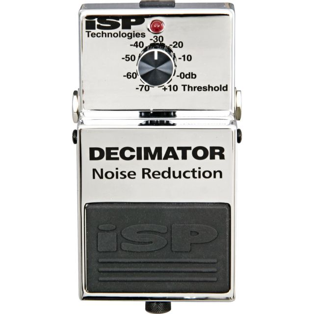 iSP Decimator Noise Reduction