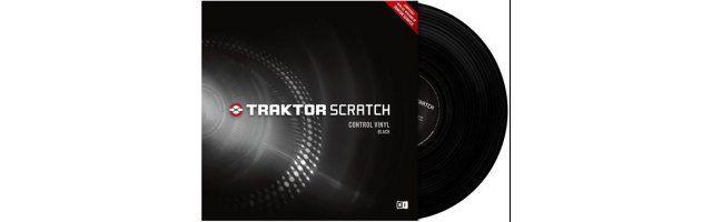 Traktor Scratch Vinyl ( Unidad )