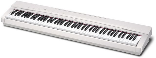 Casio PIANO DIG PRIVIA PX-135 WH KIT
