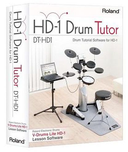 Roland DT-HD1 Drum Tutor