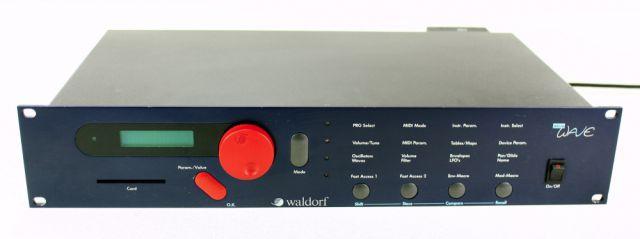Waldorf Microwave