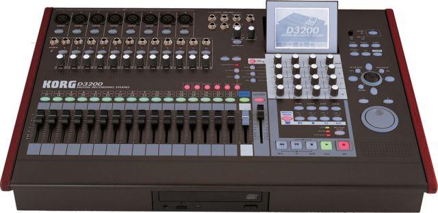 Korg D3200