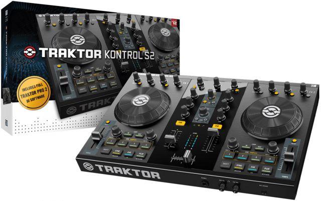 Native Instruments TRAKTOR KONTROL S2