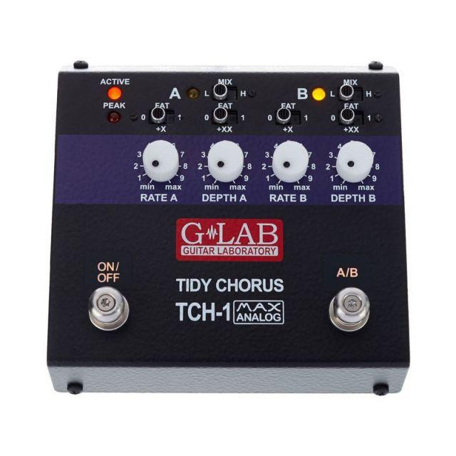 G Lab Tidy Chorus