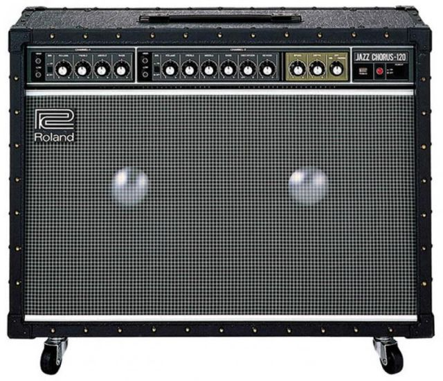 Roland JC-120 Jazz Chorus™ Guitar Amplifier