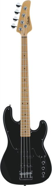 Schecter MODEL T BASS BLK