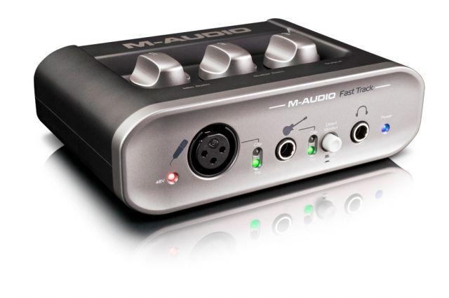 M-Audio Fast Track USB MKII