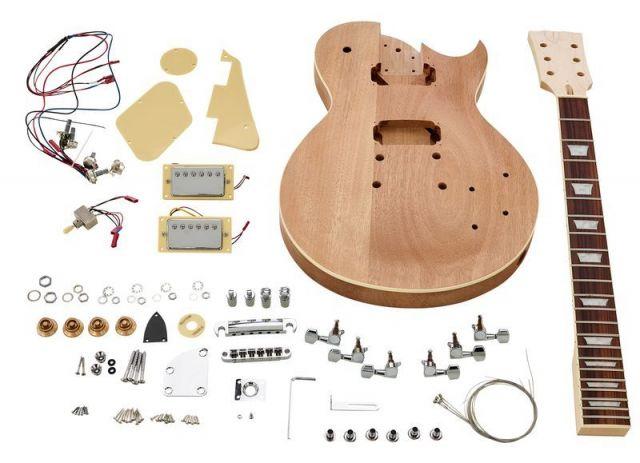 Harley Benton Single Cut Kit SC DIY-KIT
