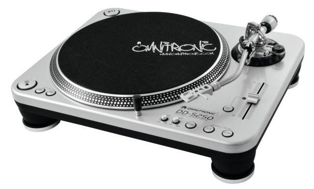 Omnitronic DD-5250