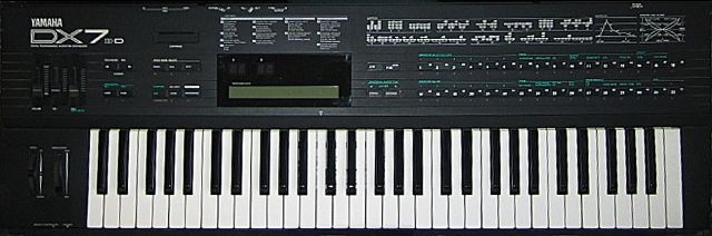 Yamaha DX7II D