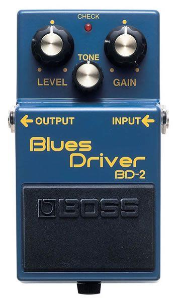 Boss BD-2 Blues Driver®