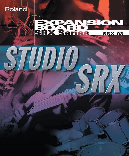 Roland SRX-03 «Studio SRX»