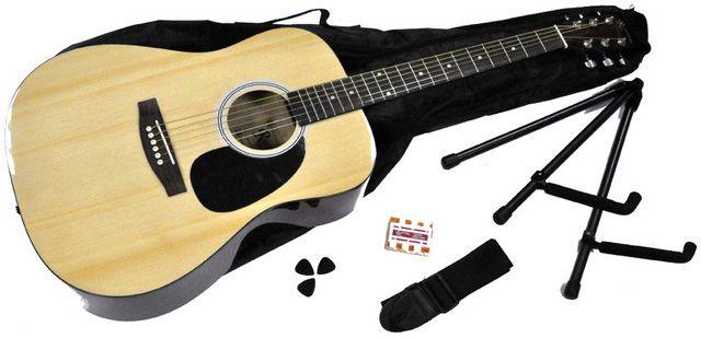 Rochester ROCHESTER Kit Guitarra Acustica