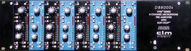 CLM DB8000s