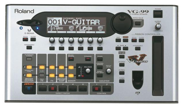 Roland VG-99 V-Guitar System