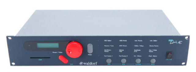Waldorf Microwave II