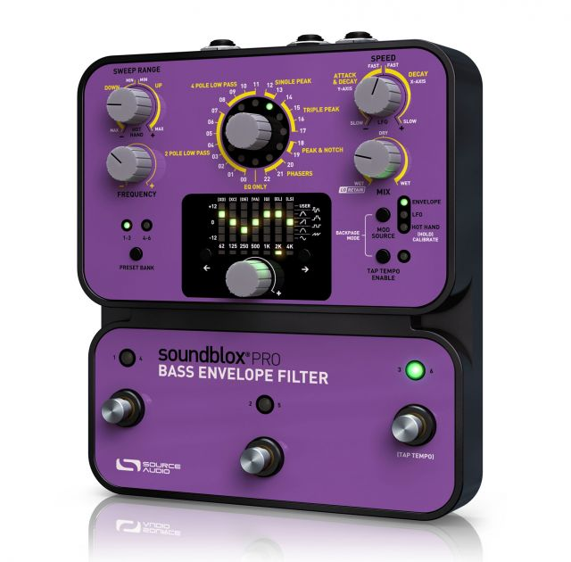 Source Audio Bass Envelope Filter Pro