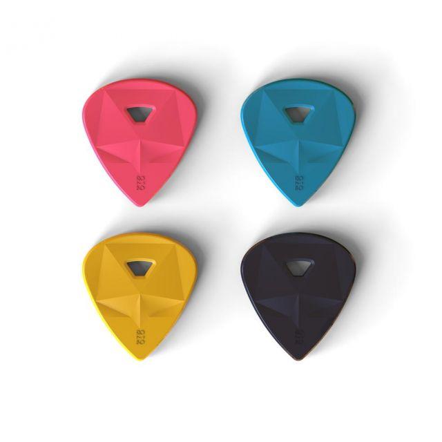 Rombo Guitar Picks Modelo Diamond