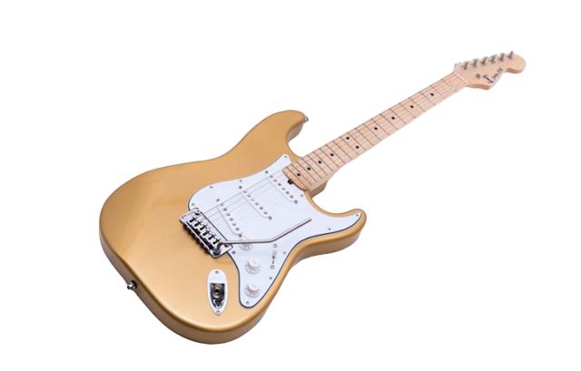 John Pell Custom Guitars ST-Model