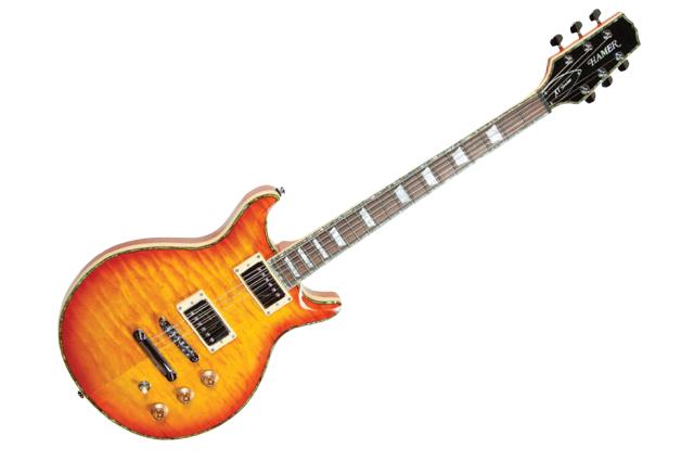 Hamer Guitars XT Series Sunburst q/t