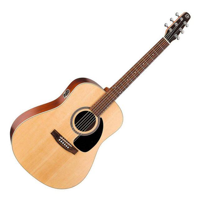 Seagull Guitars Coastline S6 Spruce QI