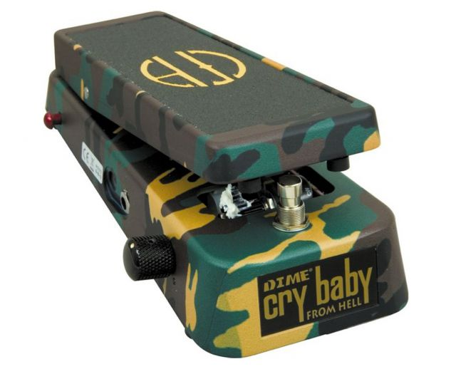 Dunlop DB-01 Dime Crybaby From Hell