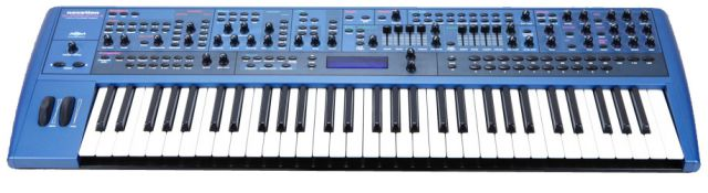 Novation Supernova II Keyboard