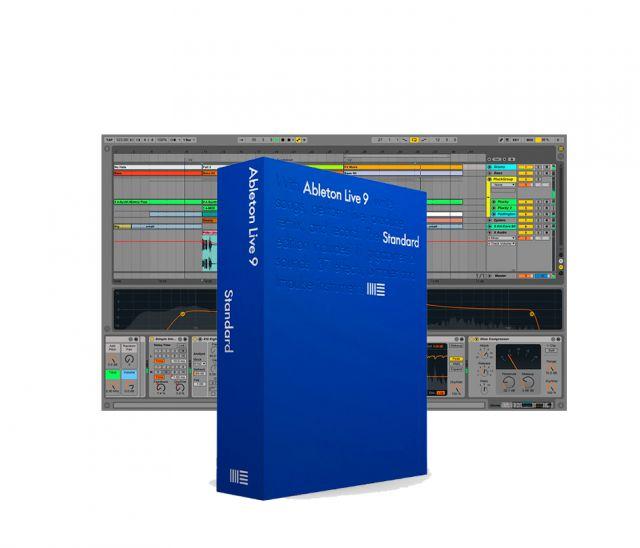Ableton Live 9 Standard  Educacional