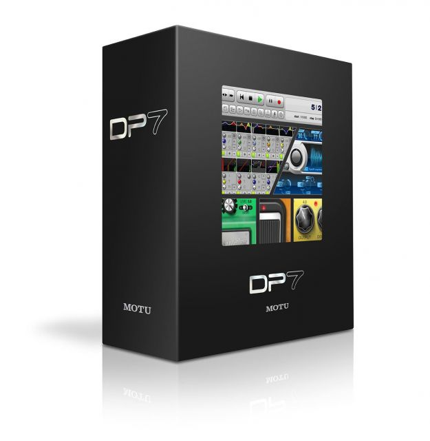 MOTU Digital Performer DP7