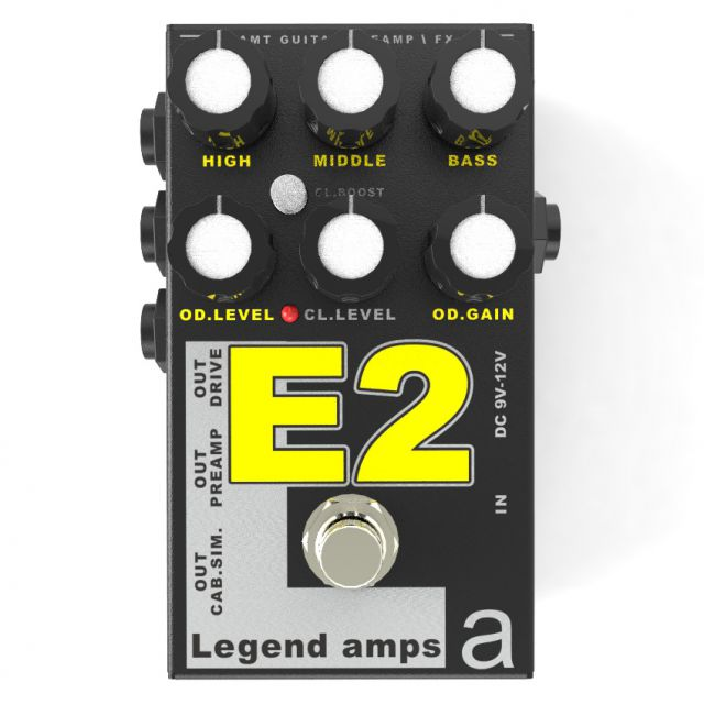 AMT Electronics E-2 Legend Amps