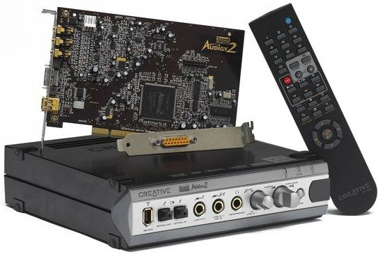 Creative Sound Blaster Audigy 2 Platinum Pro eX