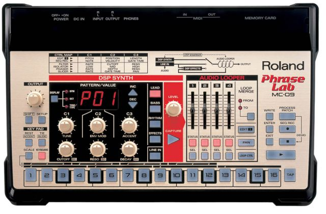 Roland Phrase Lab MC-09