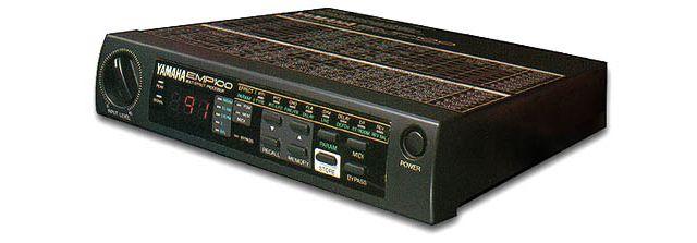 Yamaha EMP 100