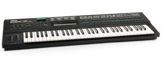 Yamaha DX7II FD