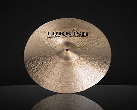 Turkish Cymbals C-RR ROCK 20