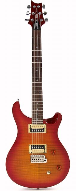 PRS PRS SE CUSTOM 22 TREM CHERRY SUNBURST