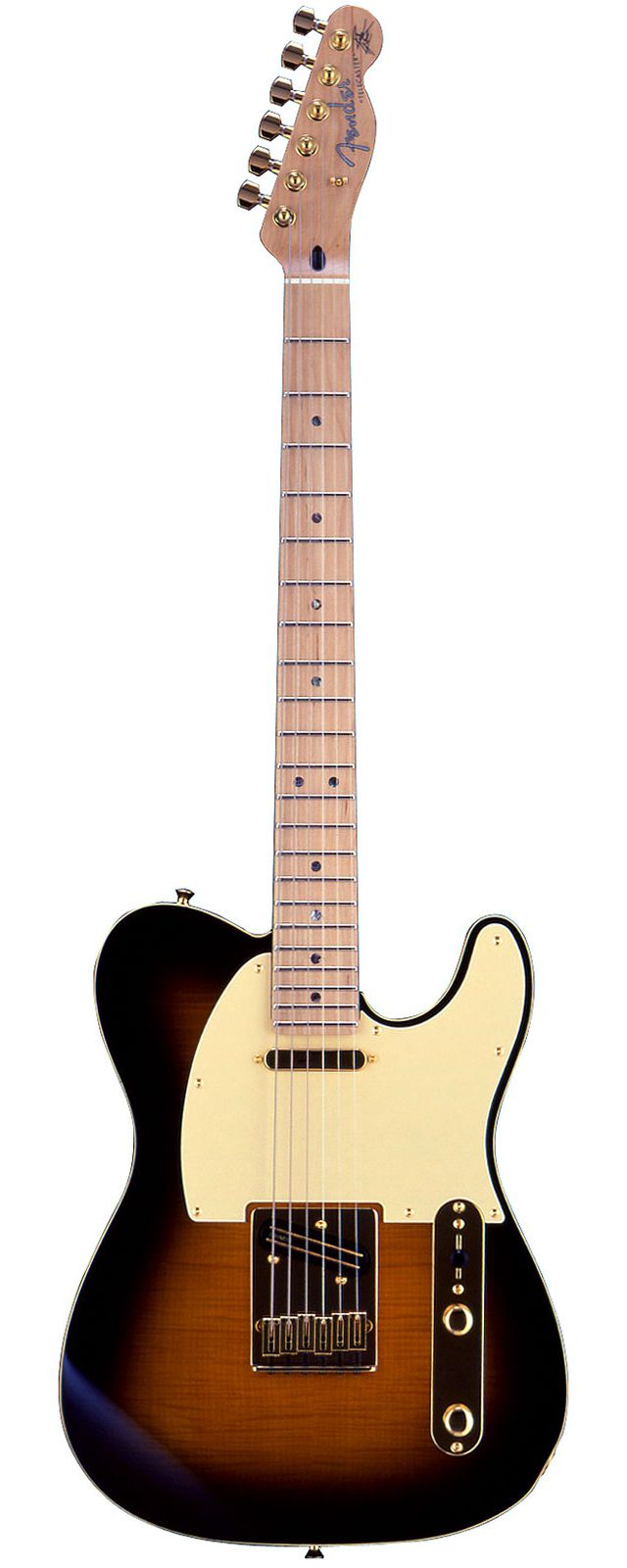 Fender Telecaster Richie Kozten