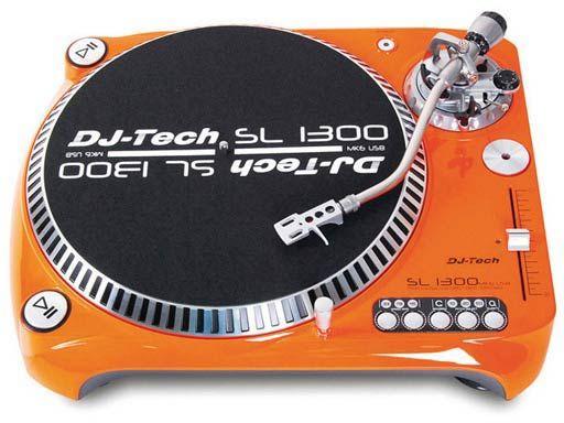 DJ-Tech DJ-TECH SL-1300MK6 OR