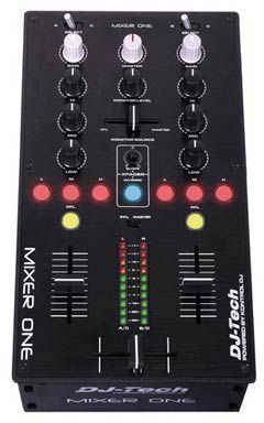 DJ-Tech DJ-TECH MIXER ONE