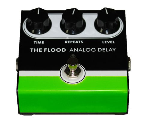 Jet City The Flood Analog Delay