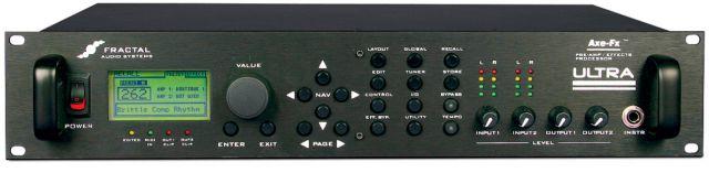 Fractal Audio Systems Fractal Axe-FX Ultra