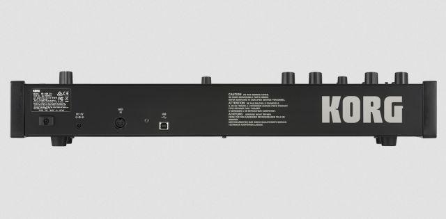 Korg MS-20M Kit + SQ-1