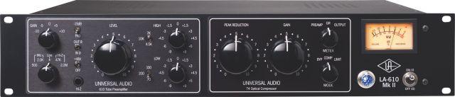 Universal Audio LA-610 MK2