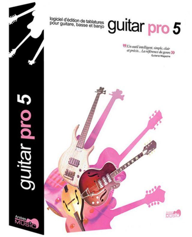 Arobas Music Guitar Pro 5