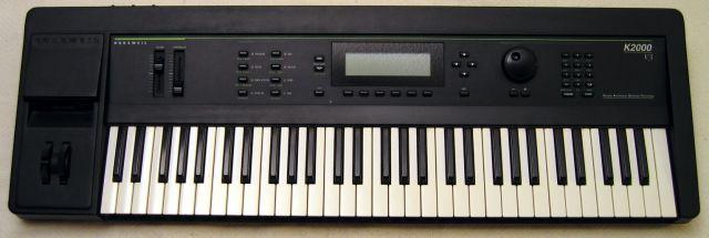 Kurzweil K2000