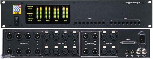 Digidesign 888|24